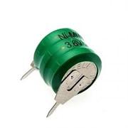 Аккумулятор: Ni-MH 40H 12*17 3,6V 40mah